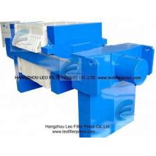 Prensas de filtro manual de prensa de filtro Leo
