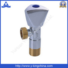 Chemical Resistant Brass Triangle Angle Valve (YD-5004)