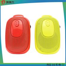 Altavoz inalámbrico portátil de Bluetooth de la forma del mini ratón para el teléfono elegante