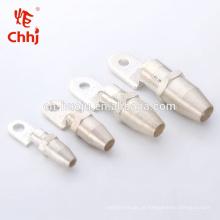 Conector mecânico do parafuso de conexão rápida do chapeamento de prata de DTK