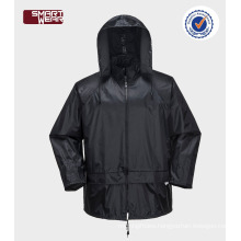 outdoor PU/PVC waterproof raincoat scooter light rain coat