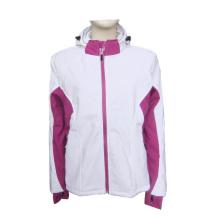 Vrouwen ski warme softshell jas