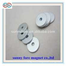 hot sale neodymium magnet ring for rotor