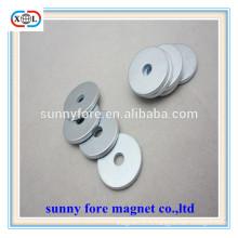 Горячие Продажа неодимовый магнит кольцо для ротора