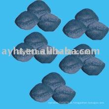 Bola de silicone ferro
