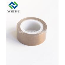 Антипригарным покрытием PTFE стеклоткани клейкой ленты с/ без выброса гильзы химической стойкостью