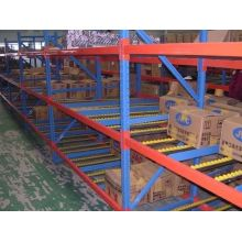 Carton Flow Through Racking System