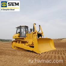 Caterpillar Factory Supply Большой бульдозер SEM816D для продажи