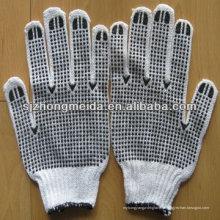 безопасность хлопок перчатки бесшовные труда перчатки