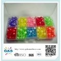 Alphabet Acrylic Beads for Children Jewelry Making