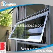 Australian standard double glazed aluminum window awning