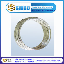High Purity of High Class of Pure Tungsten Wires with Good Quality