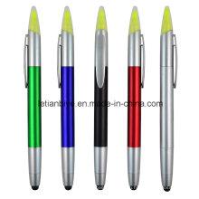 Подарок промотирования ручка касания Stylus с маркера (ЛТ-C705)