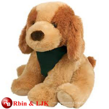 Meet EN71 and ASTM standard ICTI plush toy factory stuffed dog