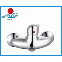 Misturador de chuveiro de mão única torneira de água de bronze (ZR21804)