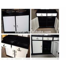 Lateat design nouveau produit moduler cuisine armoire de rangement