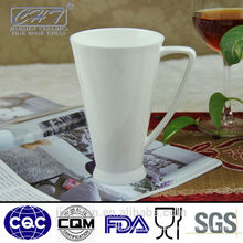 High quality white wholesale porcelain mugs wholesale