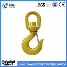 Carbon Steel Safety Lifting Eye Hook
