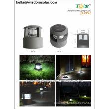 CE y patente al aire libre jardín de luz Solar, luz solar al aire libre (JR-CP46)