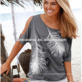 China Supplier High Quality Short Sleeve Sexy Plus Size T Shirt Women Clothing Dress