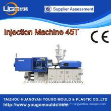 Petite machine d'injection plastique de qualité supérieure 45T pour la fabrication de composants de précision