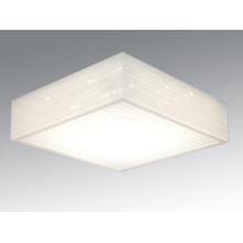 Lâmpada acrílica decorativa moderna do teto do diodo emissor de luz
