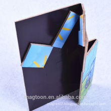Hot promotional magnetic jigsaw puzzle wood jigsaw puzzle