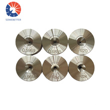 Stainless Tungsten Carbide Metal Wire/hard Pcd Die Blanks For Wire Drawing Dies