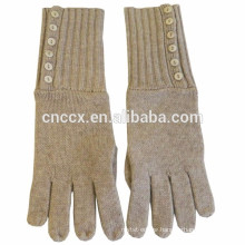 15PKMT03 new hot sale lady cashmere gloves