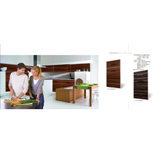 Modular Flat Panel Kitchen Furniture (ZHUV)