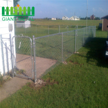 Hot+dip+galvanized+used+chain+link+fence