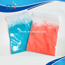 Polvo de pigmento termocrómico, pigmento termocrómico de 45 grados para cuchara y taza de plástico / polvo de temperatura ambiental