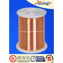 Classe 155 180 Fio redondo de cobre esmaltado em poliuretano