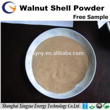 2014 heißer Verkauf kosmetische Grade 150 meshWalnut Shells Pulver