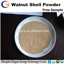 2014 Hot Sale Cosmetic Grade 150 meshWalnut Shells Powder