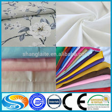 wholesale plain cotton fabric for bed sheet