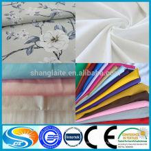 Tecido egípcio de alta qualidade da folha do algodão