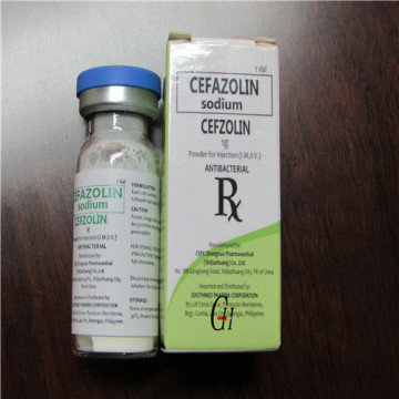 Cefazolin Powder for Injection 1g