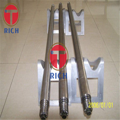 GB/T9808 High Straightness Seamless Steel Tubes for Drilling