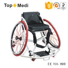 Guangzhou-Lieferant-Sport-Rollstuhl für behinderte Basketballspieler