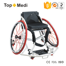 Guangzhou Supplier Sports Wheelchair for Basketball Handicapped Players
