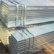 Rectangle Galvanized Steel Tube 60*120mm
