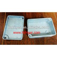 Boîtier à outils cuboïde en aluminium / boîte / conteneur