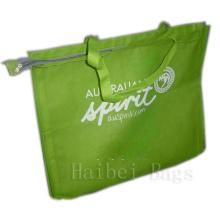 Non Woven Zipper Bag (hbnb-533)