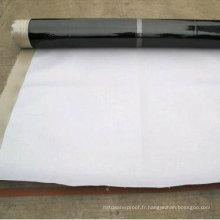 Membrane imperméable auto-adhésive de film de HDPE pour le toit / garage / sous-sol / souterrain / Underlay (1.2mm / 1.5mm / 2.0mm / 3.0mm 4.0mm Épaisseur)