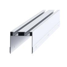 Estructura de montaje de cochera solar 500KW en aluminio