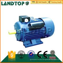 LANDTOP venta caliente monofásico 2800 rpm motor