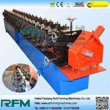 Kielrollenformmaschine, Gleiskettenrahmenmaschine