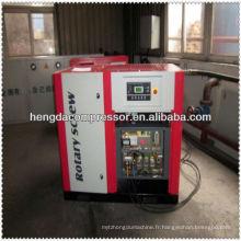 Compresseur de gaz naturel à entraînement par courroie 75HP