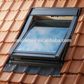 Dachfenster aus Aluminiumglas